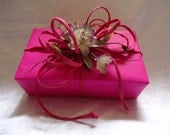 "Hot Pink Box ""Reserved Listing for Marietta"""