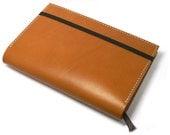 moleskine cover leather cover for Moleskine Journal Pocket size