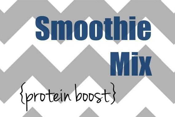 Smoothie Mix - Protein Boost (VEGAN)