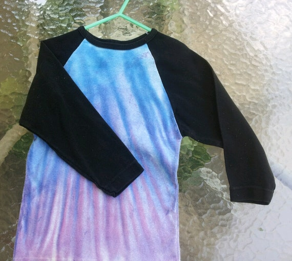 girls tie dye shirt