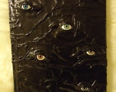 Journal, Book Of Shadows,  Witch Wiccan Pagan Eyegore
