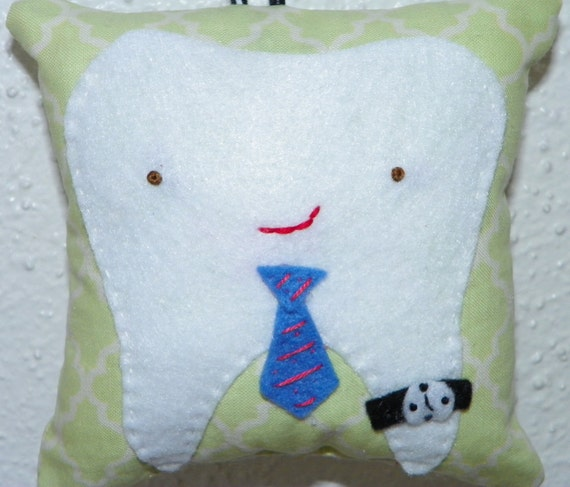 Adult Tooth Fairy Pillow