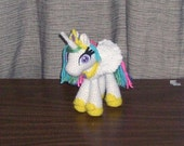 Princess Celestia Crochet Plush