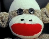 The One and Only Joyride Dream Sock Monkey