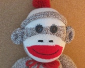 In My Own Dream Classic Sock Monkey