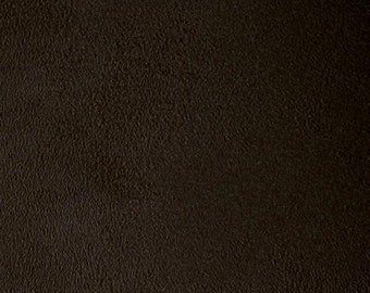58'' Wide Suede Black Fabric By The Yard 1 Yard