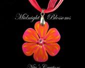 Pink Orange-ade Flower