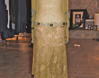Lace Dress ONE OF A KIND