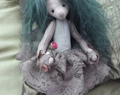 Fern the woodland nymph, National Fairy Day Sale      was 50 GBP
