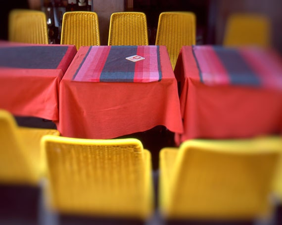 Italy Photography, Sienna Tuscany Cafe Print, Fine Art Photograph, Travel Decor, Yellow Pink Wall Art, Urban Landscape, Italy Art