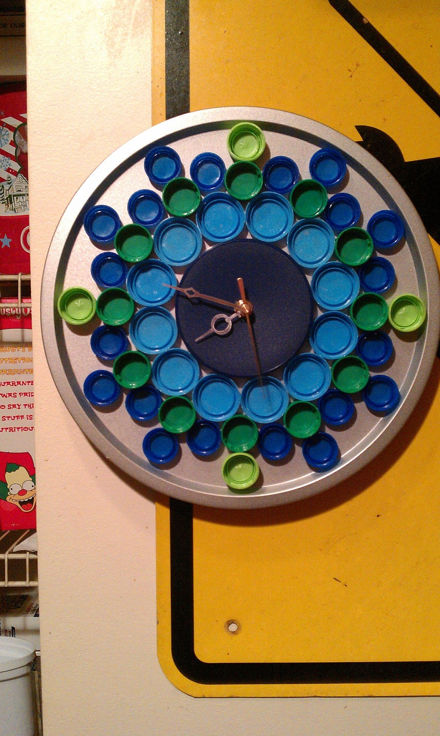 1000 images about recycle tin can bottle cap on pinterest - Can you recycle bottle caps ...