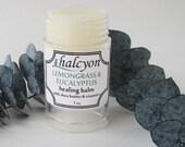 Healing Balm-Lemongrass & Eucalyptus