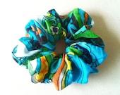 Scrunchie - cotton fabric