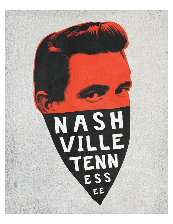 CASH VILLAIN - Original 8.5 x 11 Digital Print by LandonWixPrints