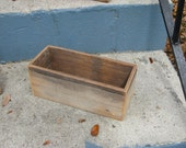 Reclaimed Wooden Box