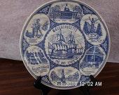 Vintage Massachusetts Plate