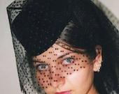 Black Hat in Retro Style