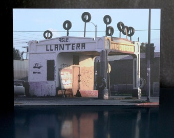Photography Post Cards - Old Los Angeles Stores