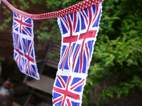 Union Jack, Jubillee bunting