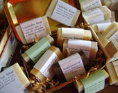 All Natural Vegan Scented Soap Family Gift Pack 5 Bars