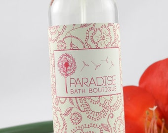 Hydrating Body Mist 8 oz - Pomegranate Grapefruit