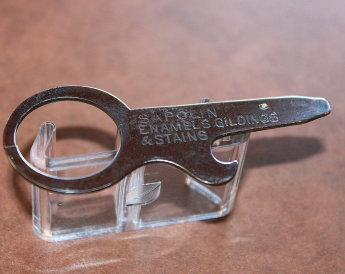 Antique  Keychain Beer Bottle Opener