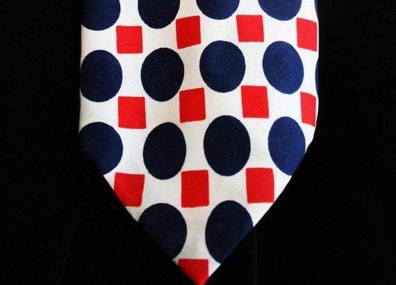 Vintage Tie Mad Men