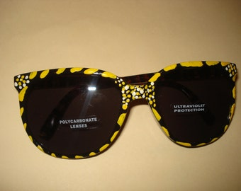 Handpainted Sunglasses