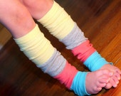 Little Legs Upcycled Knit Legwarmers
