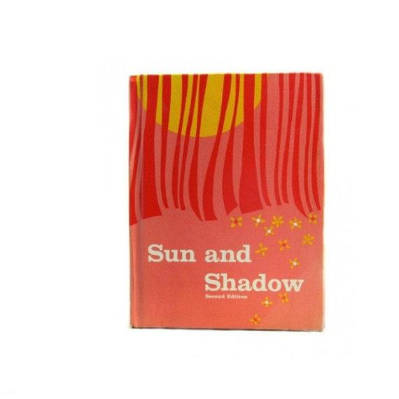 1974 Vintage Children's Book - Sun and Shadow by Elizabeth K. Cooper - Kids Summer Reading