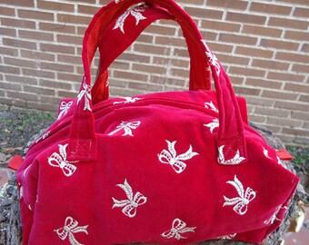 Handmade Japanese Fabric Handbag