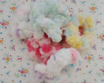 Handmade Angel Cotton Candy PonyTail Holder.n12