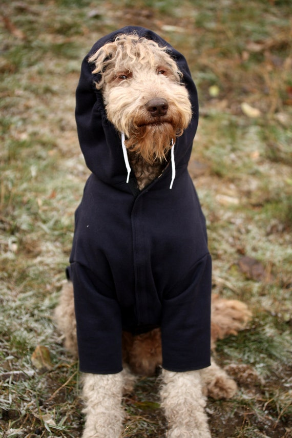 Big Dog Black Fleece Hoodie.Other colours  available