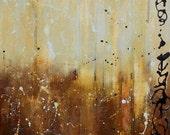 "Fine Art Print on Archival Matte Paper, Size 24"" x 24"" Title ""In the Mist"""