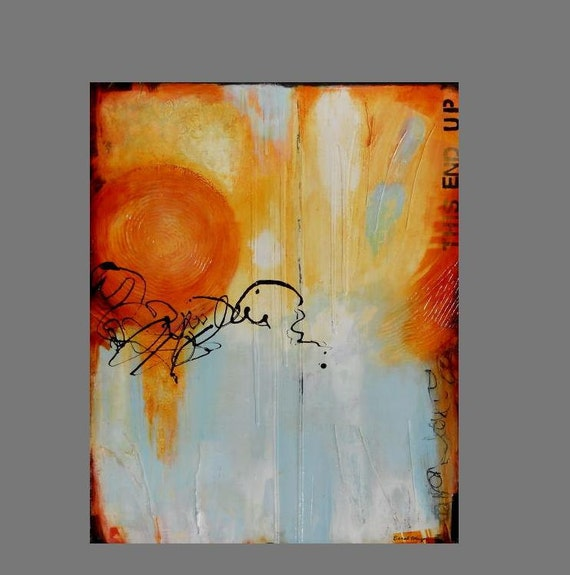 "Art, Painting, Original, Abstract, Acrylic, Modern, Contemporary, 24"" x 30"", Canvas"
