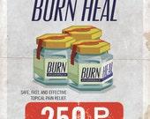 Pokemart Burn Heal