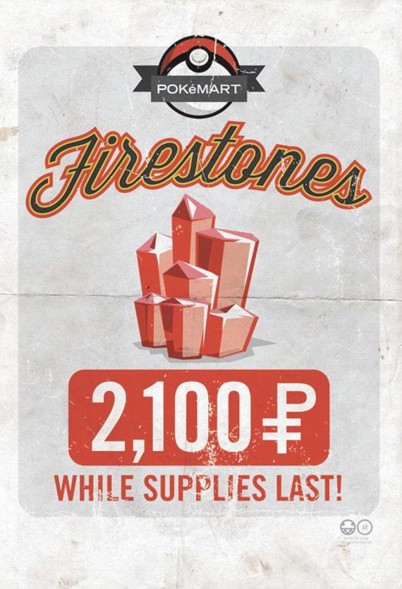 PokeMart Firestone