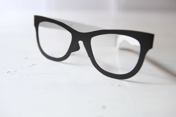 Hipster glasses / virility spectacles