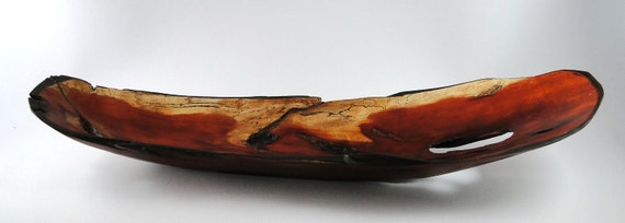 Brasil Natural Edge Wood Tray No. 111218