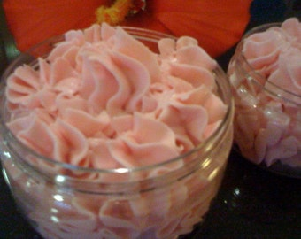 NEW Strawberry Cookie Bar Scent Whipped Body Butter extra large size whippy Body Joy Pura Gioia
