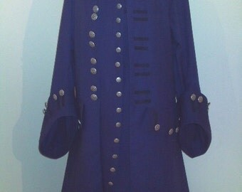 Pirate Jack sparrow waistcoat stage costume