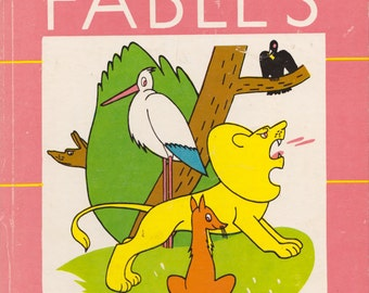 A Selection of Aesop's Fables by Barbara Sanders, illustrated by Christopher Sanders