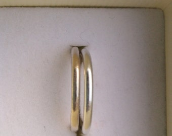 9ct gold wedding ring