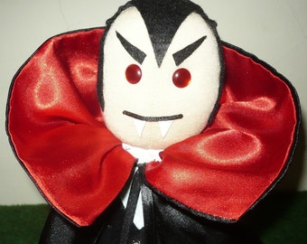 Vlad, the vampire - plush figure