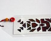 Graphic Modern Tribal Bookmark - Original Art