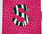 Personalized Hot Pink Leopard Animal Print Kindle Fire Case