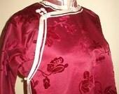 Vintage 1910 Silk Kimono, small, perfect