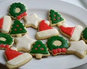 RESERVED FOR VALERIE - Christmas Cookie Bundle