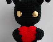 Heartless witha Heart - Kingdom Hearts - MADE TO ORDER