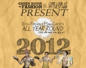 Eco-Friendly Man-Chests 2012 Calendar
